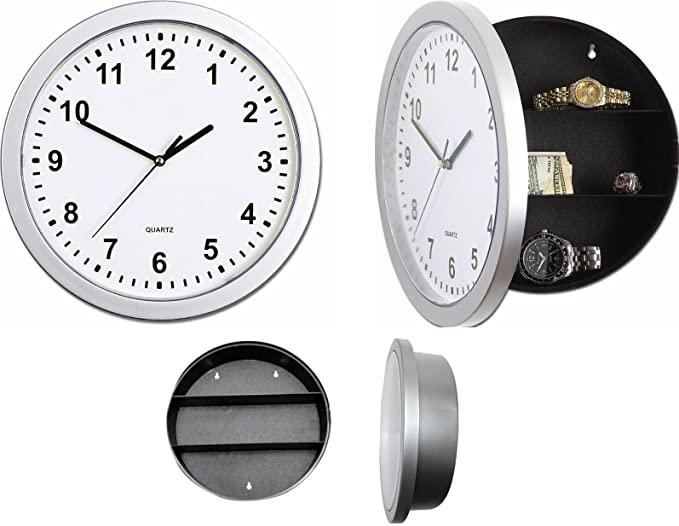 Caja fuerte reloj