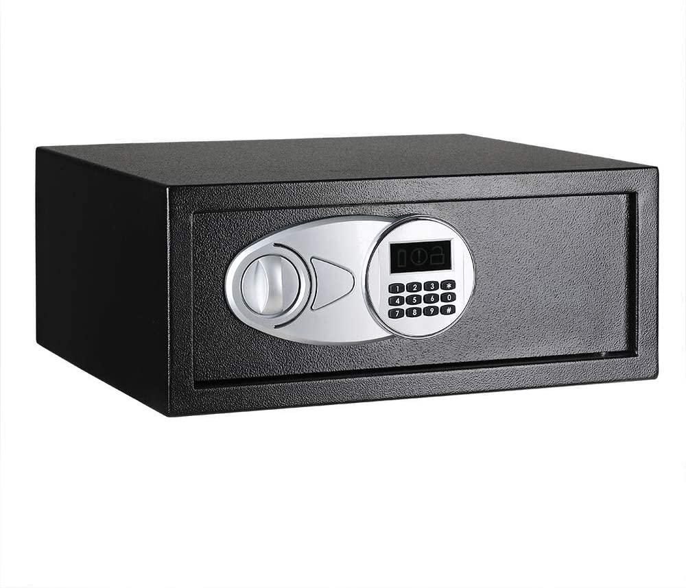caja fuerte amazon basics(20L)